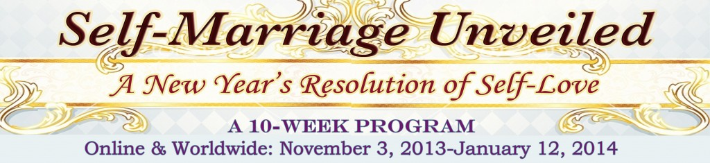 Self-Marriage Unveiled Banner